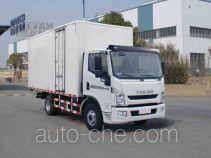 Yuejin NJ5121XXYZHDCWZ фургон (автофургон)