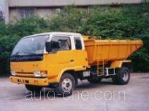 畅达牌NJ5062ZWXDEW2型污泥车