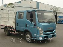 Yuejin NJ5041CCYZCDCMS грузовик с решетчатым тент-каркасом