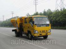 畅达牌NJ5072ZZLJ型自装卸式垃圾车