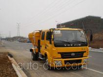 畅达牌NJ5073ZZZ型自装卸式垃圾车