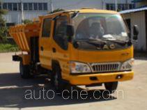 畅达牌NJ5074ZZZ型自装卸式垃圾车