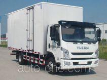 Yuejin NJ5081XXYZKDCWZ фургон (автофургон)