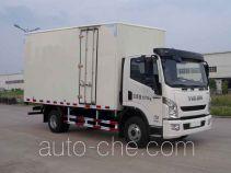 Yuejin NJ5042XXYZFDCWZ фургон (автофургон)