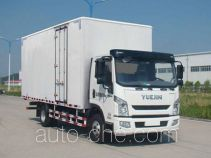 Yuejin NJ5082XXYZKDCWZ фургон (автофургон)