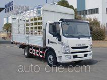 Yuejin NJ5091CCYZKDCWZ грузовик с решетчатым тент-каркасом