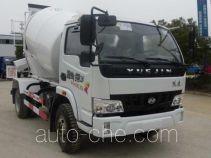 Yuejin NJ5102GJB concrete mixer truck
