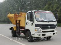 畅达牌NJ5120ZZLJ4型自装卸式垃圾车