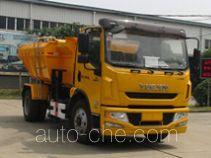 畅达牌NJ5121ZZZ型自装卸式垃圾车