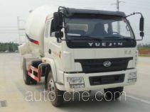 Yuejin NJ5162GJB concrete mixer truck