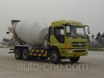 凌野牌NJ5250GJB型混凝土搅拌运输车