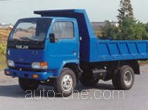 Yuejin NJ5815D low-speed dump truck