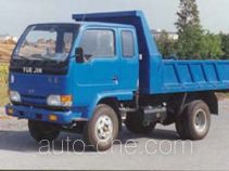 Yuejin NJ5815PD low-speed dump truck