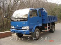 Yuejin NJ5815PD3 low-speed dump truck