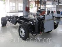 MPV chassis
