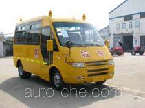 依维柯牌NJ6534LC9型小学生专用校车