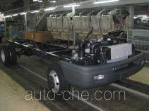 Iveco minibus chassis