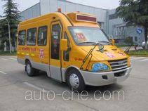 依维柯牌NJ6603XCC型小学生专用校车