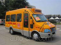 依维柯牌NJ6603XCC-S型小学生专用校车