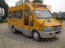 依维柯牌NJ6604XCC型小学生专用校车