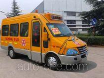 依维柯牌NJ6604XCC-S型小学生专用校车