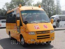 依维柯牌NJ6614LC8型幼儿专用校车