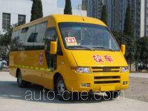 依维柯牌NJ6685CE9型小学生专用校车