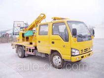 Luxin NJJ5072TQX highway guardrail repair truck