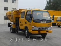 Luxin NJJ5072ZZZ self-loading garbage truck