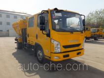 Luxin NJJ5075ZZZ self-loading garbage truck