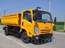 Luxin NJJ5080ZWX5 sludge dump truck