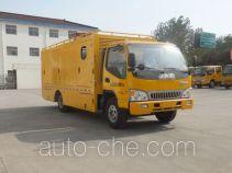 Luxin NJJ5090JGK aerial work platform truck