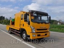 Luxin NJJ5090TQX guardrail and fence repair truck