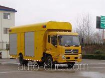 Luxin NJJ5110TDY мобильная электростанция на базе автомобиля
