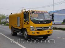 Luxin NJJ5120GQX sewer flusher truck