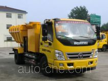 Luxin NJJ5120ZZZ self-loading garbage truck