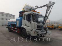 Luxin NJJ5161GQX street sprinkler truck