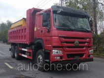 Luxin NJJ5250TCX5 snow remover truck