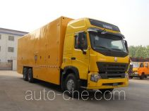Luxin NJJ5250XDY мобильная электростанция на базе автомобиля