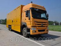 Luxin NJJ5251XDY мобильная электростанция на базе автомобиля