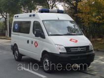 雨花牌NJK5032XJH型救护车