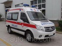 雨花牌NJK5039XJH型救护车