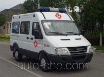 雨花牌NJK5040XJH4M型救护车