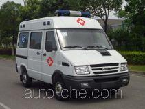 雨花牌NJK5041XJH5型救护车