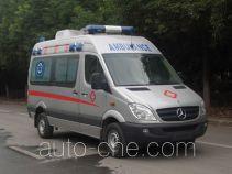 雨花牌NJK5042XJH型救护车
