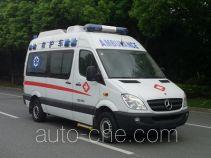 雨花牌NJK5042XJHB型救护车