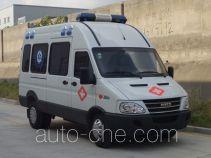 雨花牌NJK5043XJH4型救护车