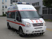 雨花牌NJK5048XJH45型救护车