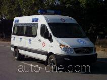 雨花牌NJK5049XJH4D型救护车