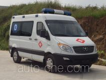 雨花牌NJK5049XJH4Z型救护车